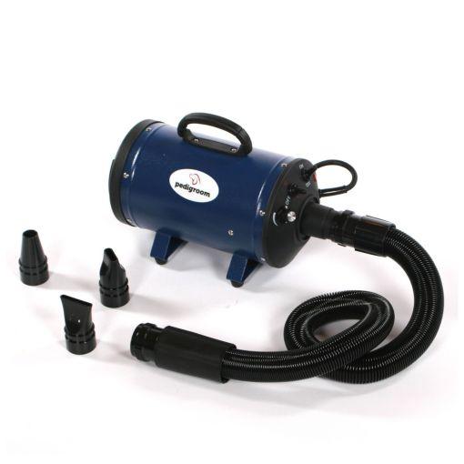 Peigroom Hurricane Dryer / Blaster Dark Blue