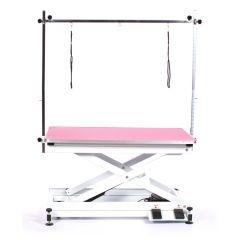 Pedigroom Everest Electric Grooming Table Pink