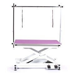 Pedigroom Everest Electric Grooming Table Purple