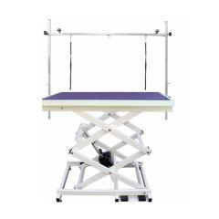 Pedigroom Elite Electric Dog Grooming Table Purple