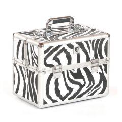Grooming Tack Box Zebra