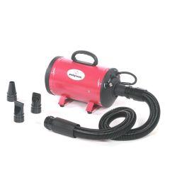 Peigroom Hurricane Dryer / Blaster Red