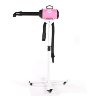 Pedigroom Combo Stand Dryer / Blaster Pink