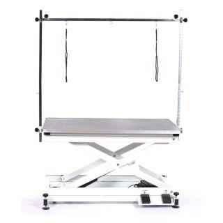 Pedigroom Everest Electric Grooming Table Black