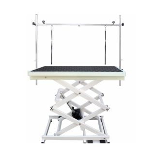 Pedigroom Elite Electric Dog Grooming Table Black
