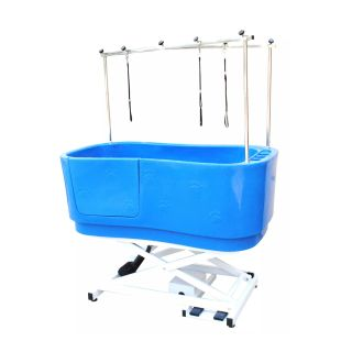 Pedigroom Concorde Electric Dog Bath Blue