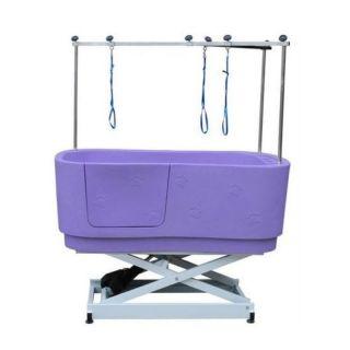 Pedigroom Concorde Electric Dog Bath Purple