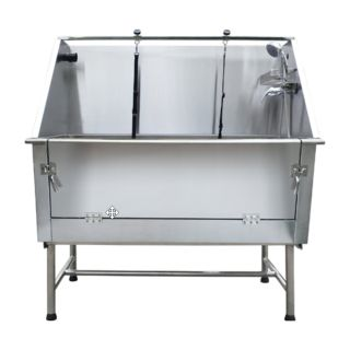 Pedigroom Venus Stainless Steel Dog Bath