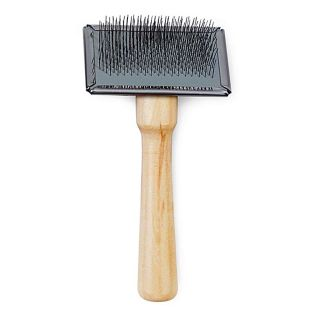 Ancol Heritagle Soft Slicker Brush Large