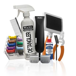 Wahl College Clipper Starter Kit