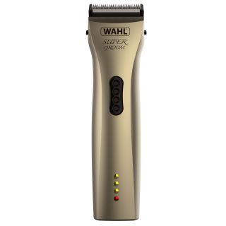 Wahl Super Groom Clipper Kit
