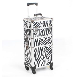 Mobile Grooming Trolley Zebra