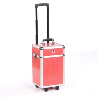 Grooming Trolley Pink Crocodile