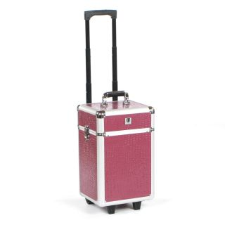 Grooming Trolley Purple Crocodile