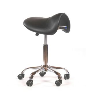 Saddle Grooming Stool Black