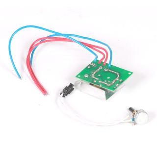 Wind speed regulating circuit board for items - 1PD, 3PD, 11PD