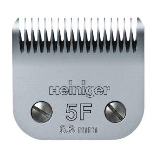 Heiniger Saphir Blade Set No. 5F/6.3mm