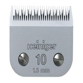 Heiniger Saphir Blade Set No. 10/1.5mm