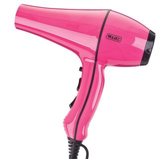 Wahl Powerdry Hairdryer - Hot Pink
